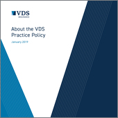 About the VDS Practice Policy 2019