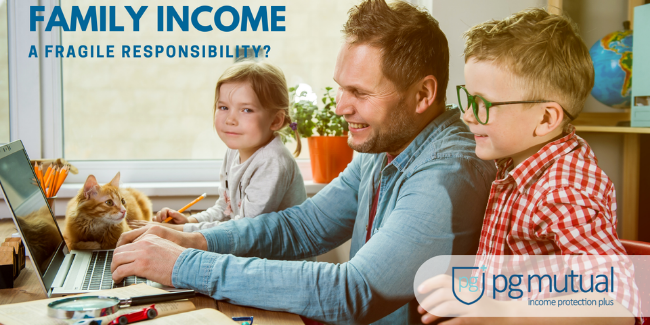 Family Income - A Fragile Responsibility?