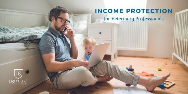 Income protection for veterinary professionals